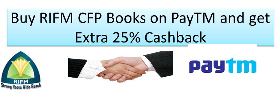 RIFM PayTM Promotion Copy